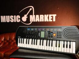 Клавишные инструменты - Синтезатор детский для обучения Casio SA 77 , 0