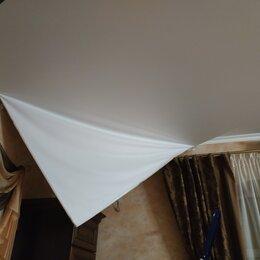 Потолки и комплектующие - Демонтаж-монтаж натяжных потолков, 0