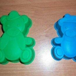 Посуда для выпечки и запекания - Новые силиконовые формы в виде мишек для выпечки, 0