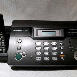 Радиотелефоны - Panasonic kx-fc966 телефон/факс, 0