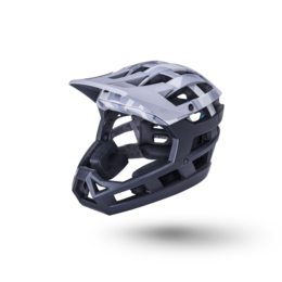 Мотоэкипировка - Шлем KALI Invader 2.0, ENDURO/MTB, FF, 35 отверстий, LDL, NF, CF, камуфляж мат, 0