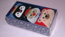 Носки - Подарочные носки к Новому году. , 0