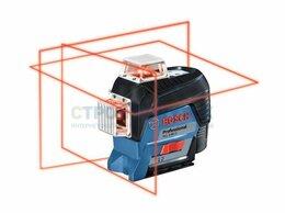 Измерительные инструменты и приборы - Линейный лазерный нивелир Bosch GLL 3-80 C…, 0