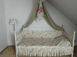 Кроватки - кровать для девочки, 0