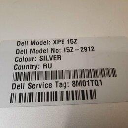 Ноутбуки - Dell XPS 15Z, i5, 15Z-2912, 0