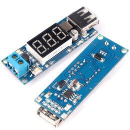 Аксессуары и запчасти для оргтехники - Преобразователь ET HW-318-USB-LED понижающий, 0