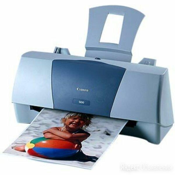 принтер canon s100 по цене 150₽ - Принтеры, сканеры и МФУ, фото 0
