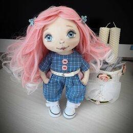 Рукоделие, поделки и сопутствующие товары - Кукла интерьерная, 0