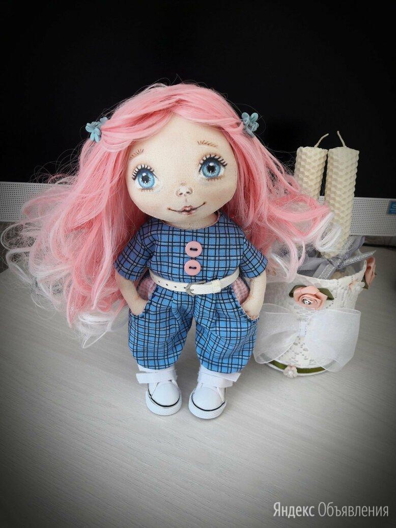 Кукла интерьерная по цене 1600₽ - Рукоделие, поделки и сопутствующие товары, фото 0
