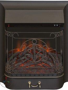 Камины и печи - Электроочаг Real-flame Majestic Lux BL S, 0