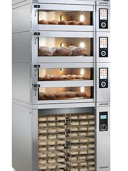 Жарочные и пекарские шкафы - Печь подовая Wiesheu EBO 68 L EXCLUSIVE NEW, 0