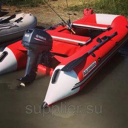 Моторные лодки и катера - Моторная лодка Аквамаран 330 НДНД под мотор до…, 0
