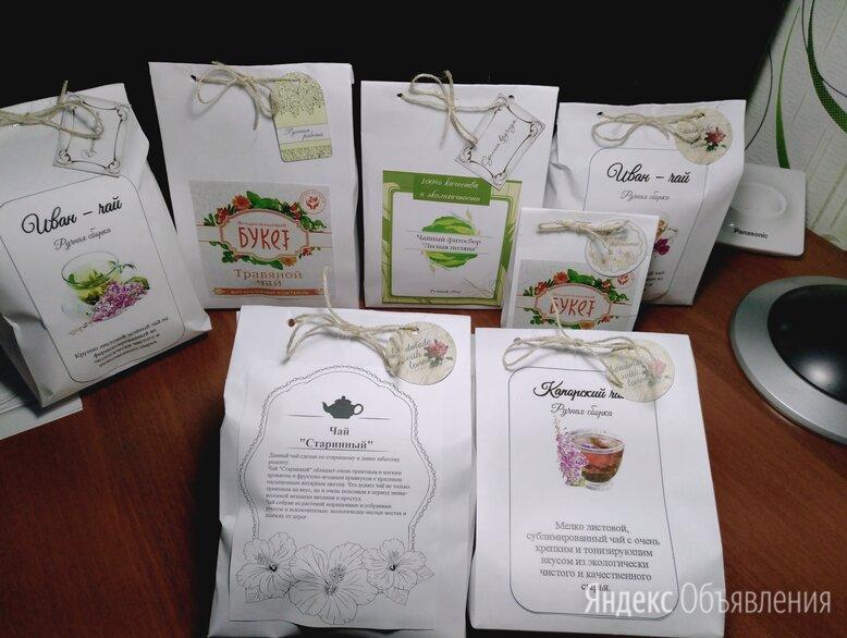 Иван чай разных сортов по цене 150₽ - Продукты, фото 0