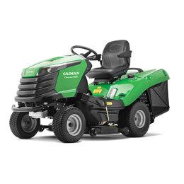 Мини-тракторы - Газонокосильная машина Caiman Comodo 2WD 107D2C…, 0