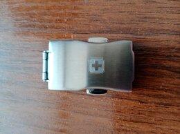 Ремешки для часов - Застёжка-клипса к Swiss Military Hanowa, 18мм, 0