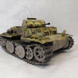 Сборные модели - Сборка танков, масштабных моделей на заказ, 0