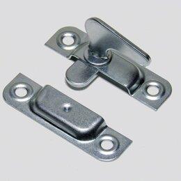 Защелки и завертки - Шпингалеты - щеколды, металлические, новые, для форточек, тумбочек, дверей и др., 0