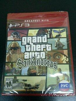 Игры для приставок и ПК - GTA: San Andreas (русские субтитры)(PS3), 0