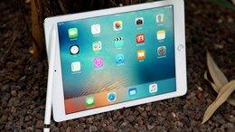 Планшеты - 🍏 iPad Air 32Gb silver (белый), 0
