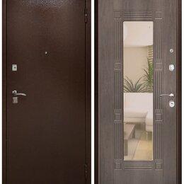 Входные двери - Дверь металлическая Стандарт-8, 0