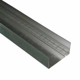 Гипсокартон и комплектующие - Профиль Направляющий ПН 50х40 (3 м) 0,5 мм, 0
