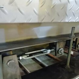 Весы - Весы платформенные электронные из нержавеющей стали ВП-П 1500 кг (1.5 тонны), 0