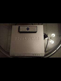 DVD и Blu-ray плееры - DVD плеер Hyundai , 0