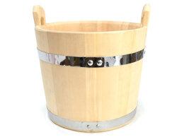 Аксессуары - Запарник для веника, для бани 15 л, 0