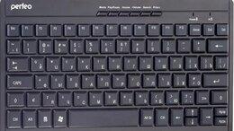 """Клавиатуры - Клавиатура Беспроводная """"COMPACT"""", 0"""