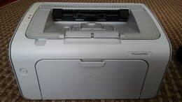 Принтеры и МФУ - Принтер лазерный HP LaserJet P1005 в отличном…, 0