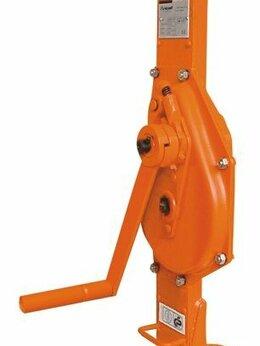 Грузоподъемное оборудование - Домкрат реечный зубчатый SW, 0
