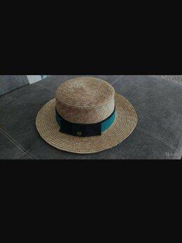 Головные уборы - Шляпа соломенная, 0