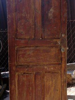Входные двери - продам дверь деревянную, 0