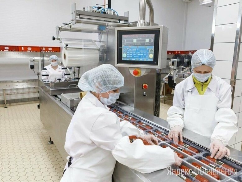 Маркировщик(ца) на мясное производство - Упаковщики, фото 0