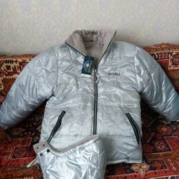 Куртки и пуховики - куртка мужская и женская Зимняя 2х сторонняя, 0