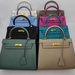 Сумки - Женская сумочка кожа натуральная, 0