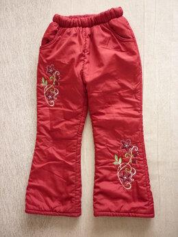 Брюки - Брюки штаны утепленные, 0