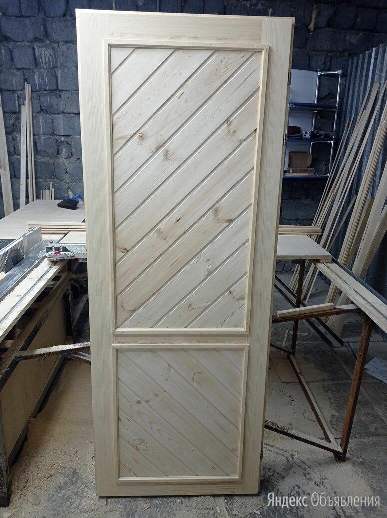 Дверь для бани и сауны по цене 6800₽ - Двери, фото 0