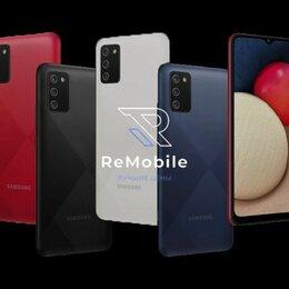 Мобильные телефоны - Samsung Galaxy A 01/02/02s, 0
