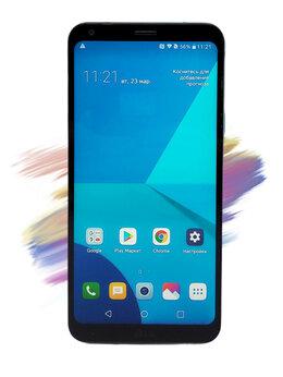 Мобильные телефоны - LG Q6 Plus 64Gb, 0