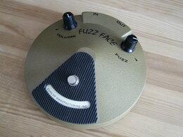 Процессоры и педали эффектов - Dunlop EJF1 Eric Johnson Fuzz Face, 0