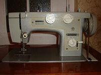 Швейные машины - Швейная машина Подольск-142, 0