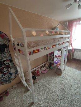 Кроватки - Детская кровать чердак, 0