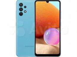 Мобильные телефоны - Samsung Galaxy A32 4/128Gb Blue, 0