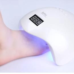 Лампы для сушки - ЛАМПА SUN 5 UV LED 48W, 0