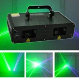 Световое и сценическое оборудование - LEXOR LD285 Fat beam light BG Violet blue: 200mW…, 0