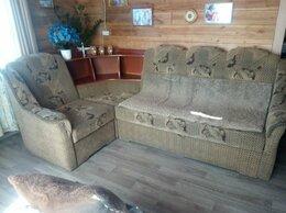 Диваны и кушетки - диван угловой раскладной, 0