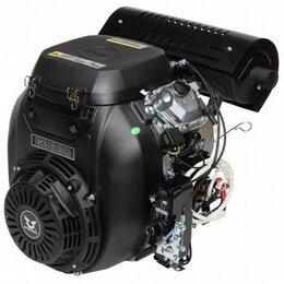 Двигатели - Двигатель 2-х цилиндровый Zongshen GB 680FE 24 л.с, 0