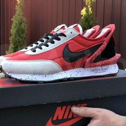 Кроссовки и кеды - Кроссовки Undercover Nike Daybreak red, 0