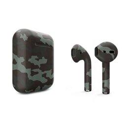 Наушники и Bluetooth-гарнитуры - Apple AirPods (New Marine camouflage)…, 0